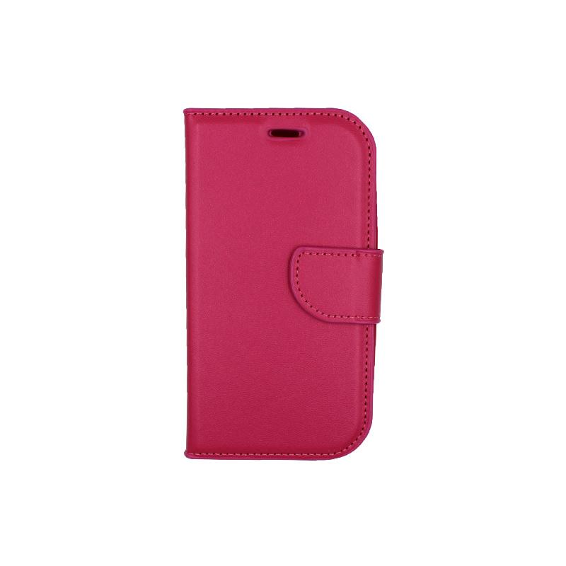 Θήκη Samsung Galaxy S3 πορτοφόλι φουξ 1