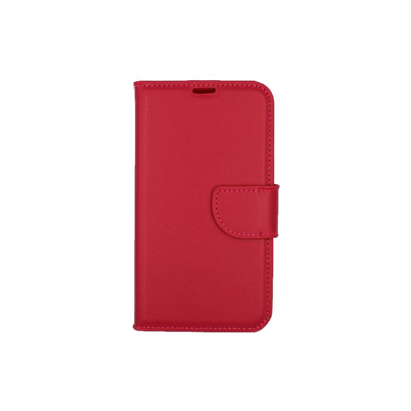 Θήκη Samsung Galaxy S5 πορτοφόλι φουξ 1
