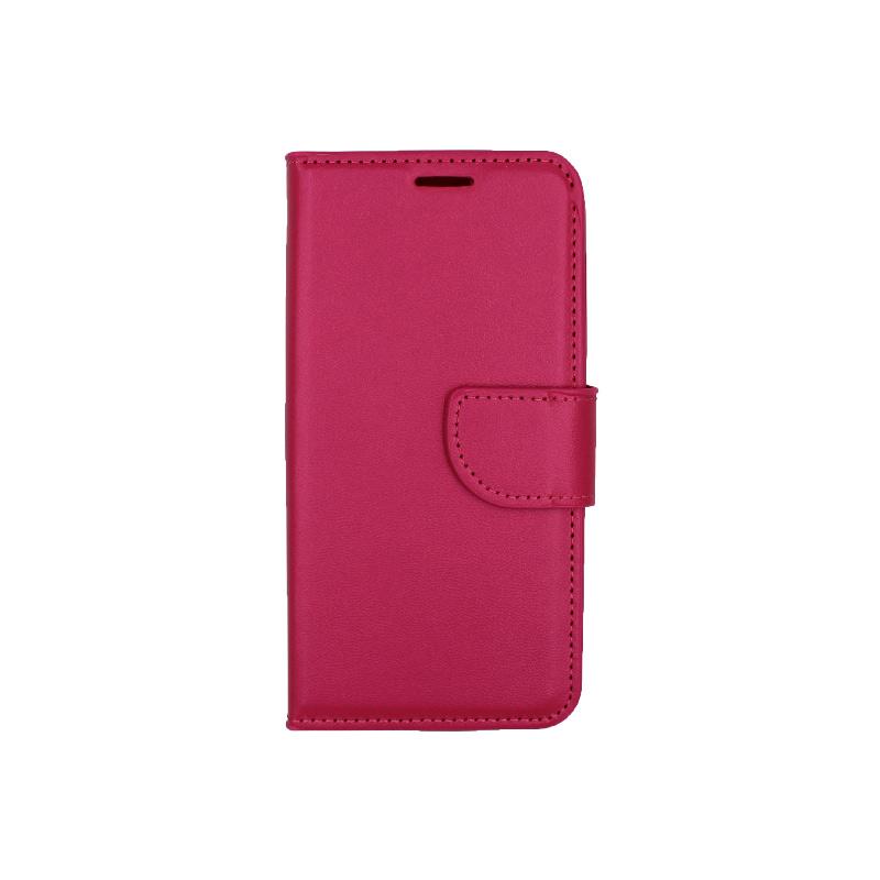 Θήκη Samsung Galaxy S6 Edge πορτοφόλι φουξ 1