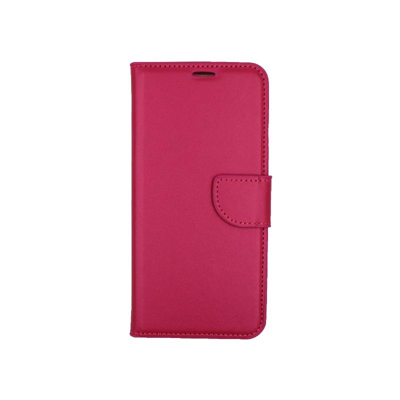 Θήκη Samsung Galaxy S8 Plus πορτοφόλι φουξ 1