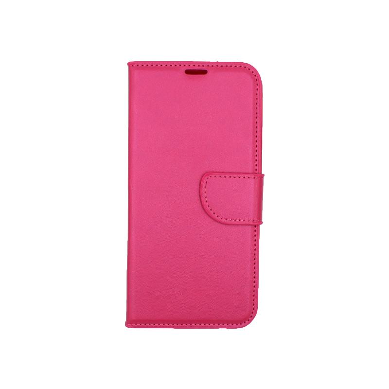 Θήκη Samsung Galaxy M20 Wallet φουξ 1