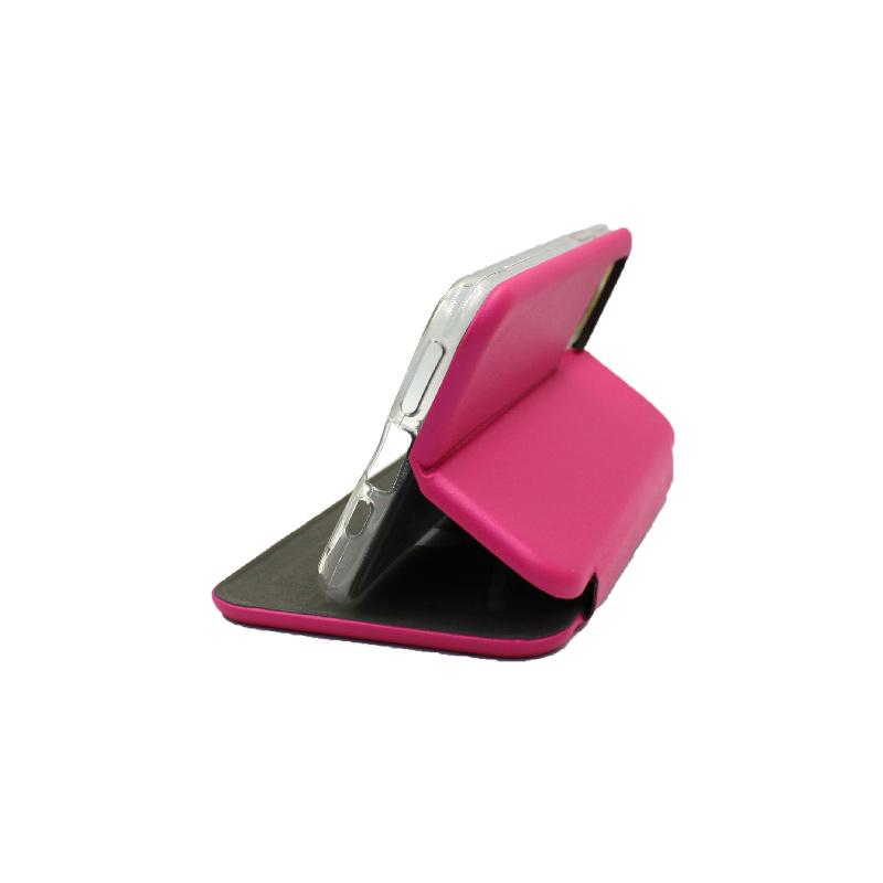 θήκη iphone 11 pro πορτοφόλι φούξια 5