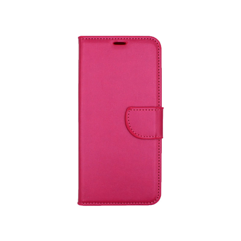 Θήκη Samsung Galaxy A6 Plus / J8 2018 Wallet φουξ 1