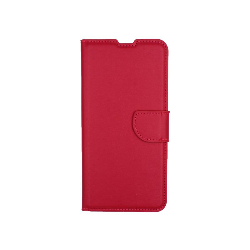 Θήκη Samsung Galaxy A80 / Α90 Wallet φουξ 1