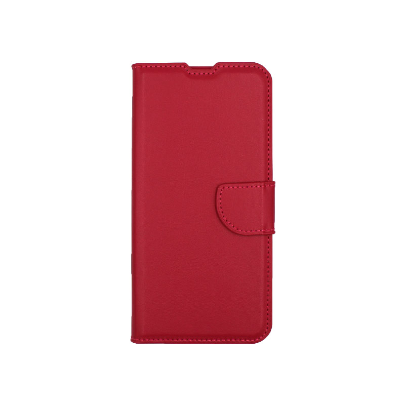 Θήκη Samsung Galaxy M31 Wallet φουξ 1