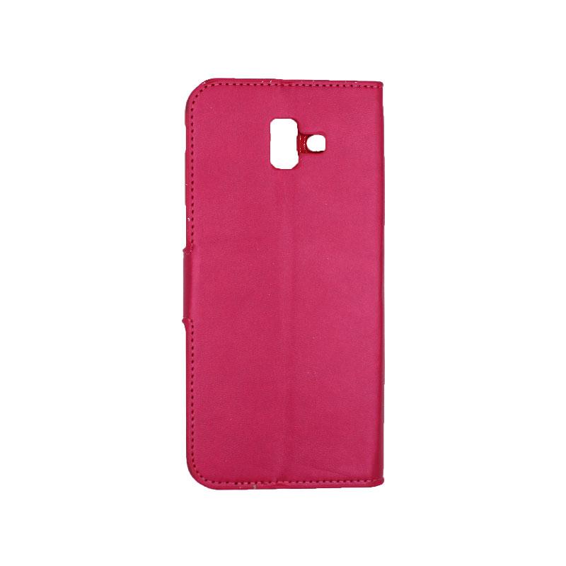 Θήκη Samsung Galaxy J6 Plus φουξ 2