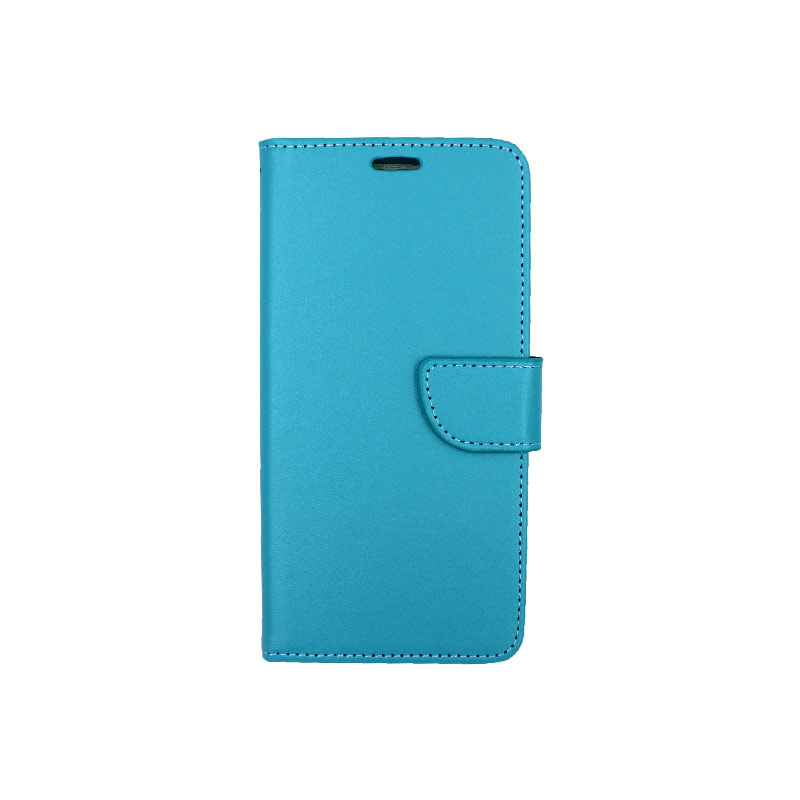 Θήκη Samsung Galaxy A10 / M10 Wallet γαλάζιο 1