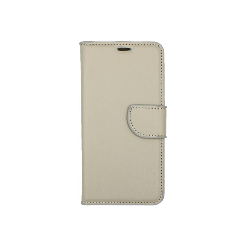 Θήκη Samsung Galaxy Α6 Wallet γκρι 1