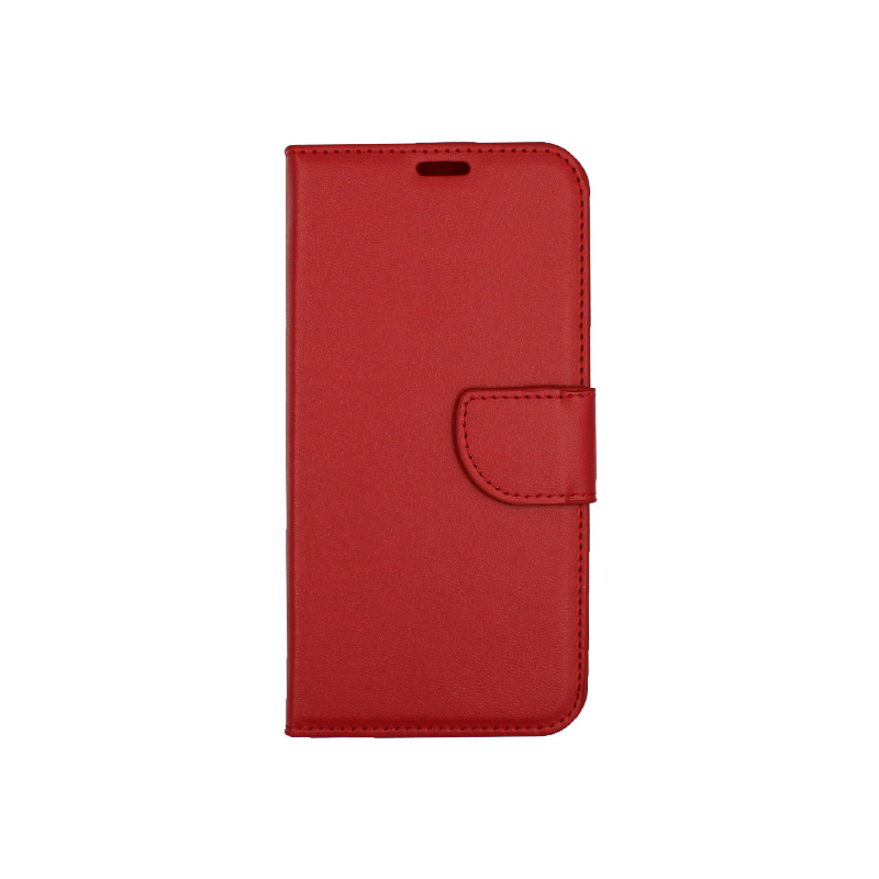 Θήκη Samsung Galaxy J6 πορτοφόλι κόκκινο 1