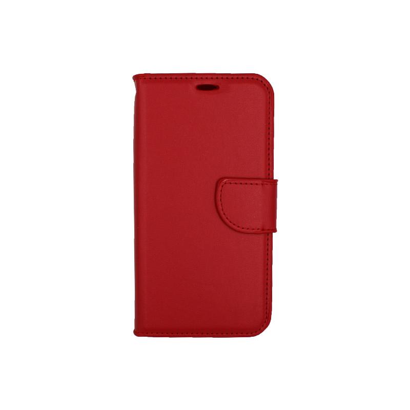 Θήκη Samsung Galaxy J3 2017 κόκκινο 1