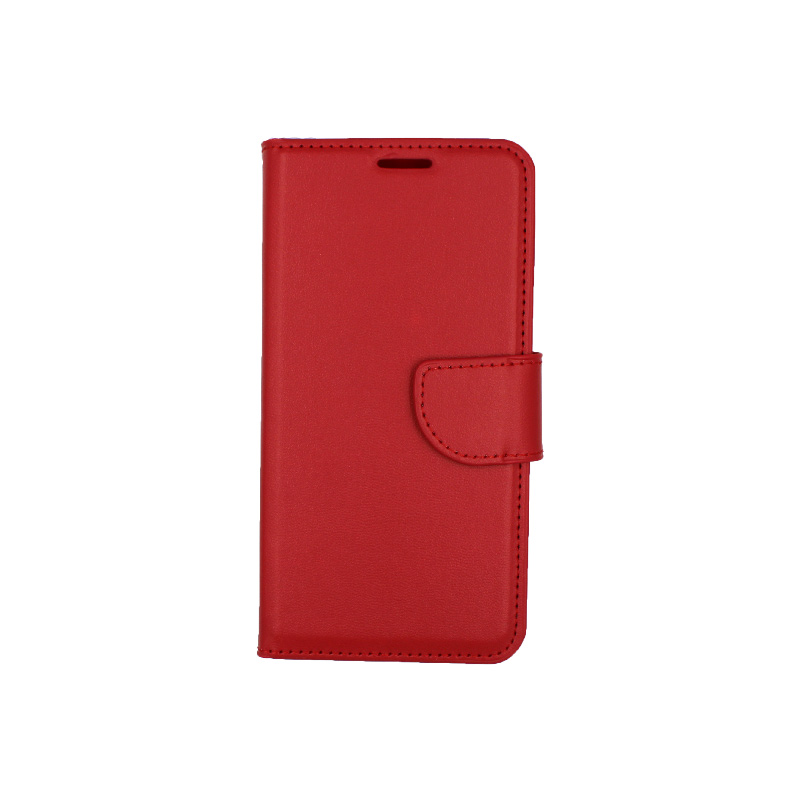 Θήκη Samsung Galaxy S6 πορτοφόλι κόκκινο 1
