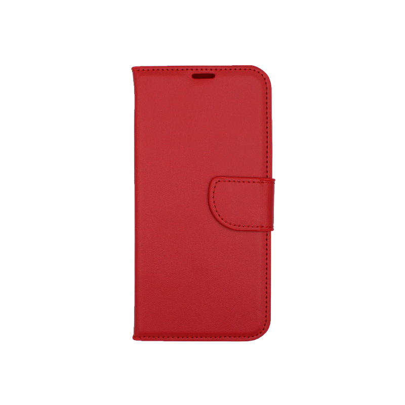 Θήκη Samsung Galaxy M20 Wallet κόκκινο 1