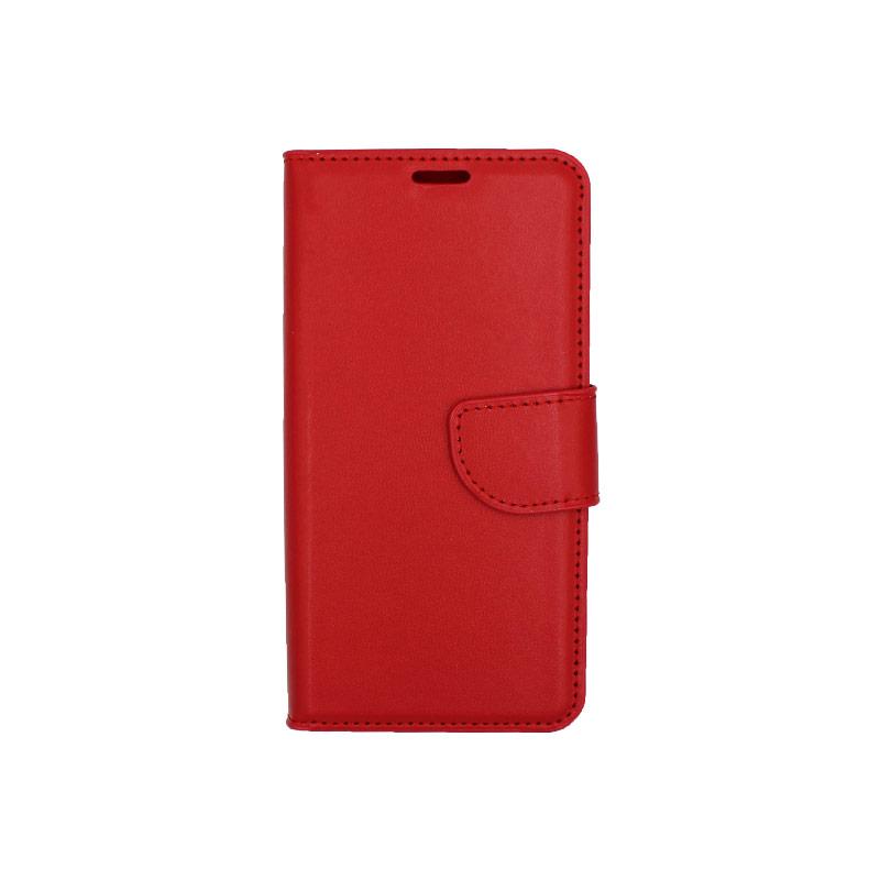 Θήκη Samsung Galaxy Α5 2016 Wallet κόκκινο 1