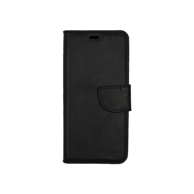 Θήκη Samsung Galaxy S8 πορτοφόλι μαύρο 1