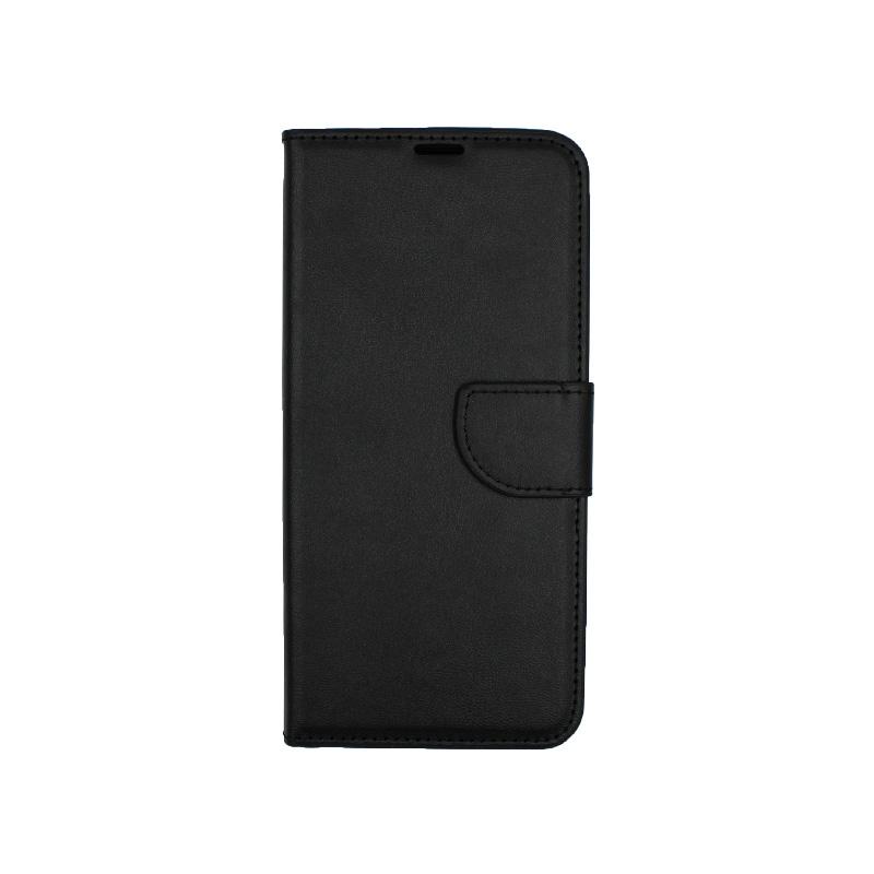 Θήκη Samsung Galaxy S9 Plus πορτοφόλι μαύρο 1