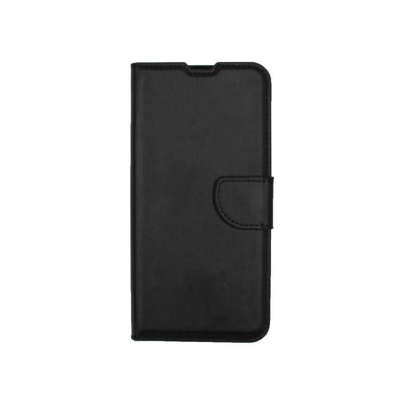 Θήκη Samsung Galaxy M21 / M30S Wallet μαύρο 1