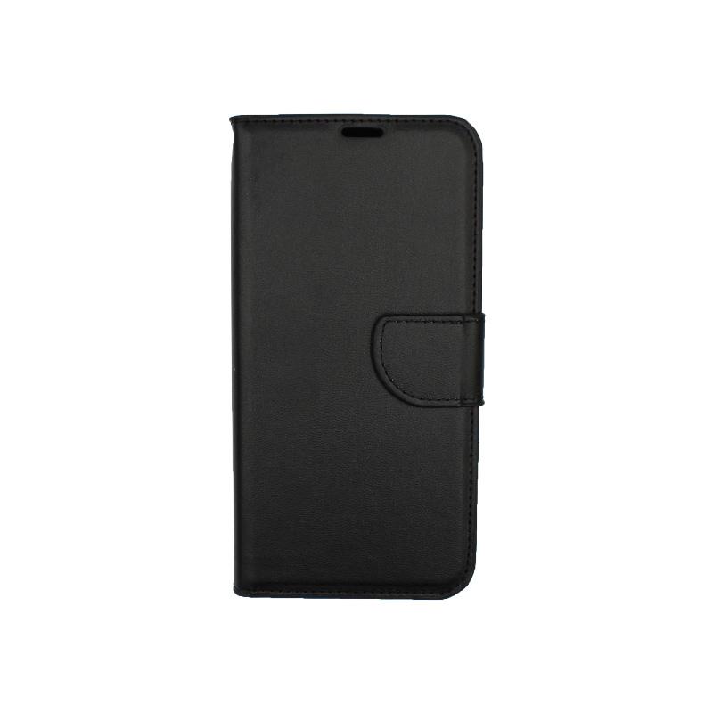 Θήκη Samsung Galaxy M20 Wallet μαύρο 1