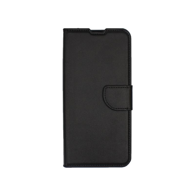 Θήκη Samsung Galaxy A70 / Α70S Wallet μαύρο 1