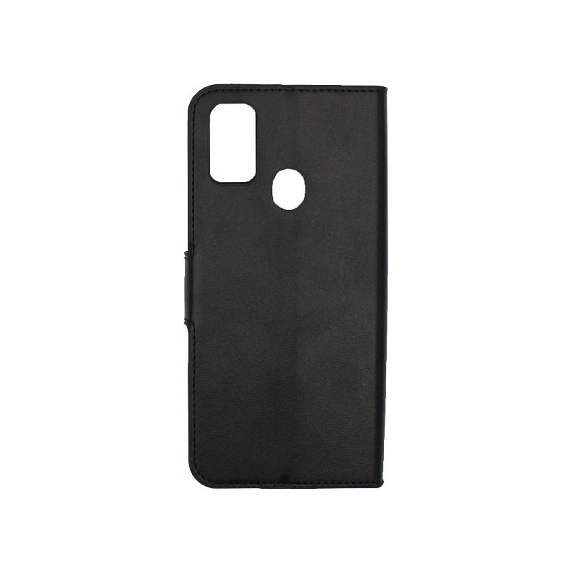 Θήκη Samsung Galaxy M21 / M30S Wallet μαύρο 2