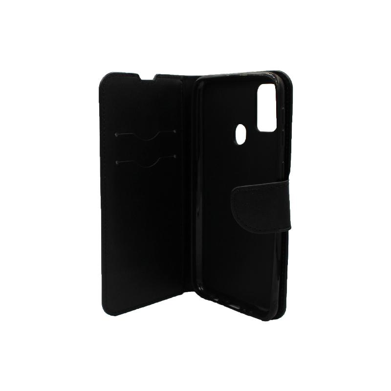 Θήκη Samsung Galaxy M21 / M30S Wallet μαύρο 3