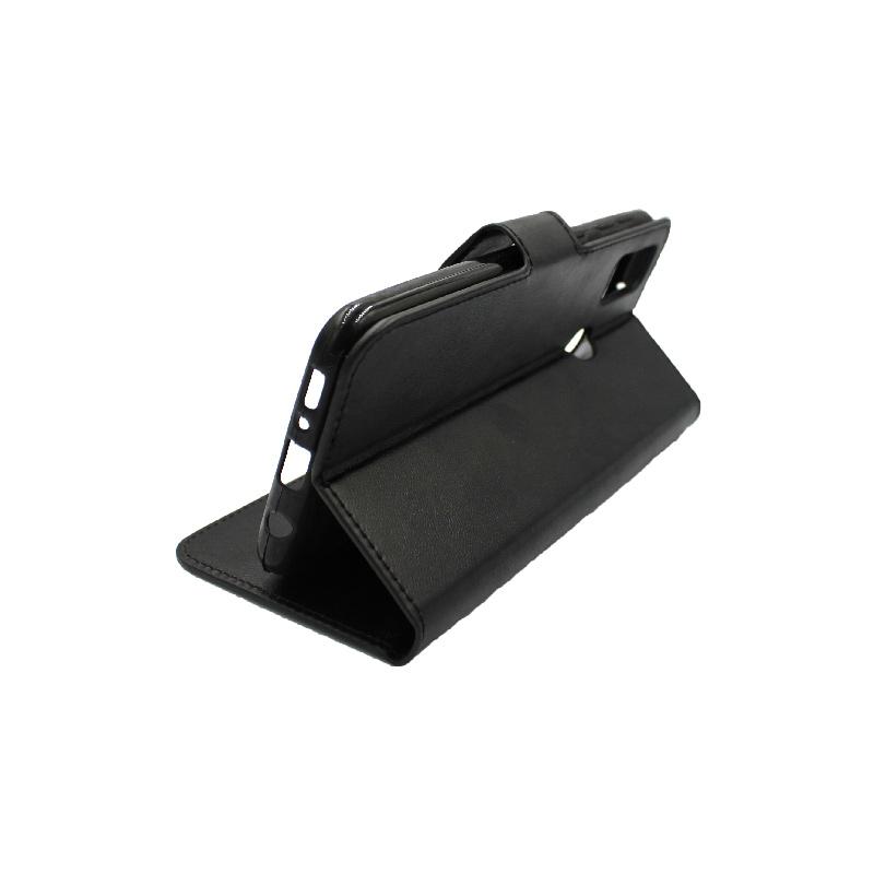 Θήκη Samsung Galaxy M21 / M30S Wallet μαύρο 4