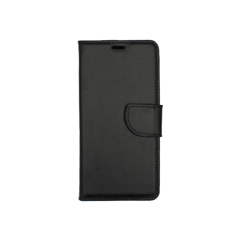 Θήκη Samsung Galaxy Α5 / Α8 2017 Wallet μαύρο 1