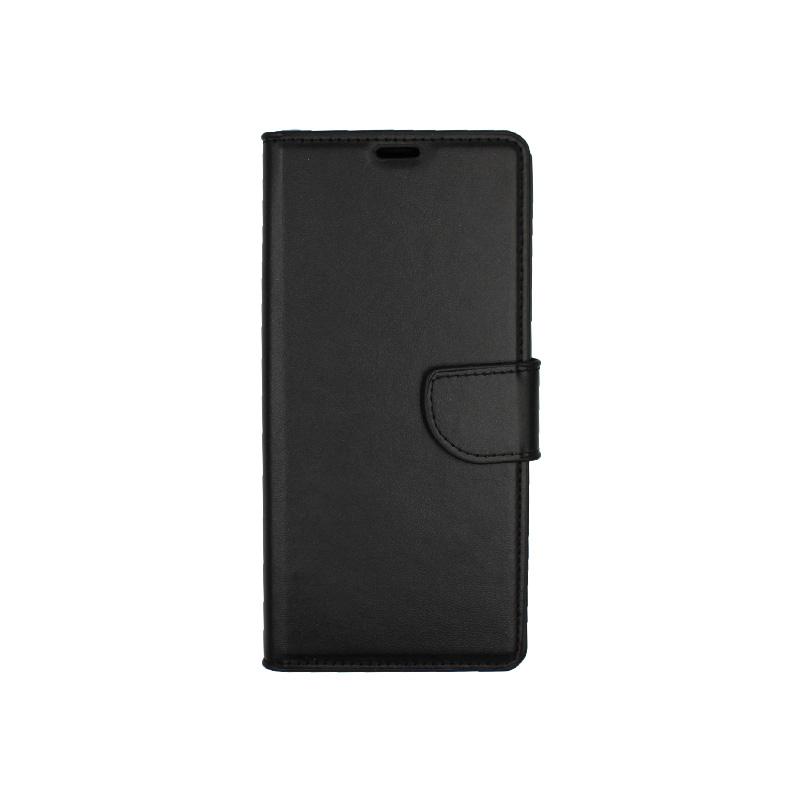 Θήκη Samsung Galaxy Note 9 πορτοφόλι μαύρο 1