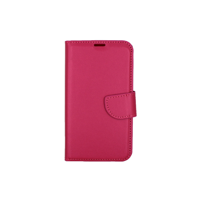 Θήκη Samsung Galaxy S5 πορτοφόλι μωβ 1