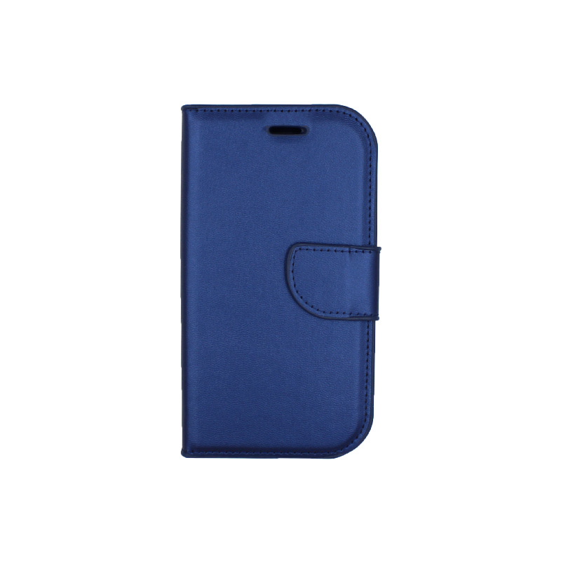 Θήκη Samsung Galaxy S3 πορτοφόλι μπλε 1