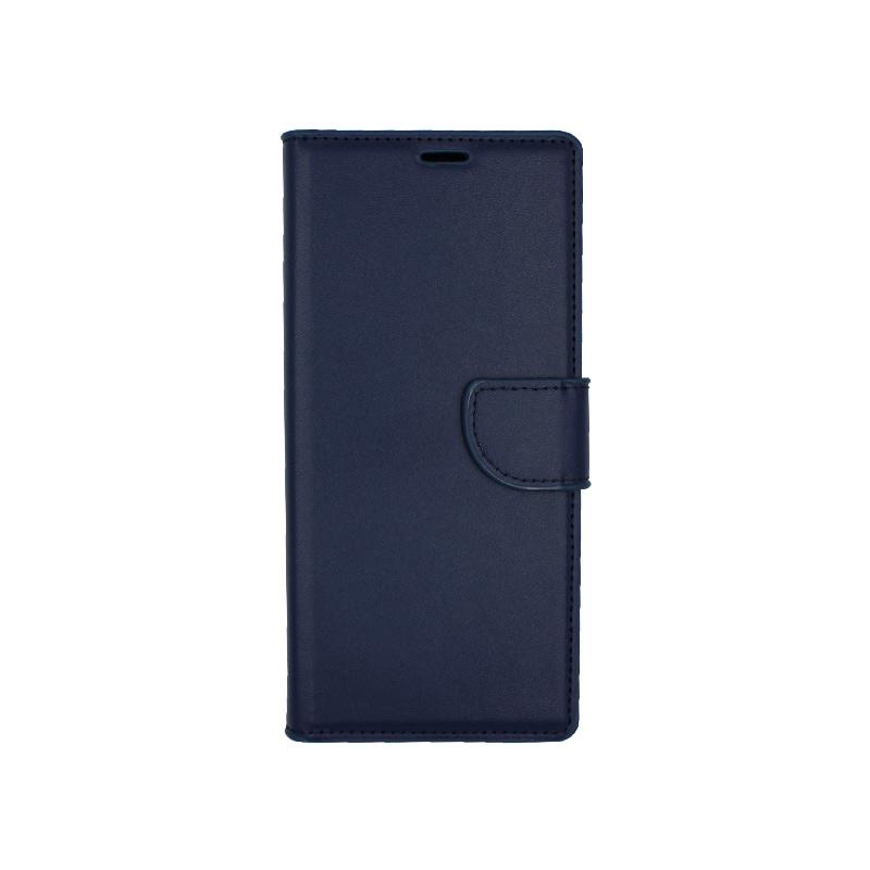 Θήκη Samsung Galaxy Note 8 πορτοφόλι μπλε 1