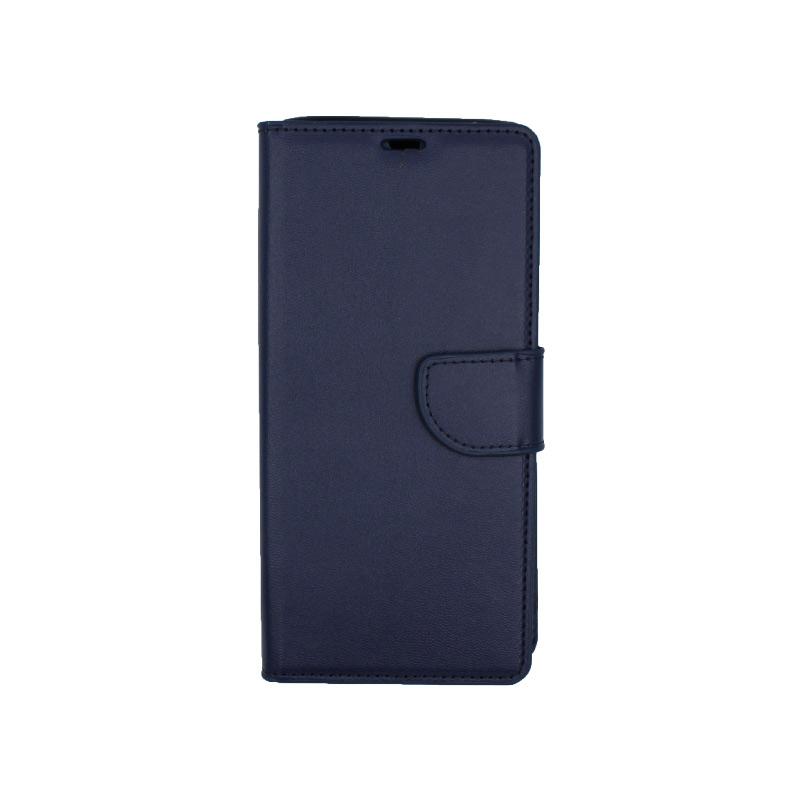Θήκη Samsung Galaxy Note 9 πορτοφόλι μπλε 1