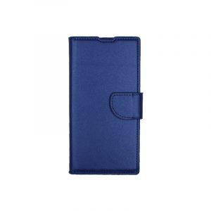 Θήκη Samsung Galaxy Note 10 πορτοφόλι μπλε 1