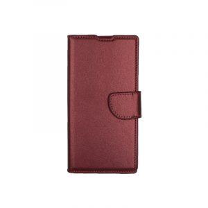 Θήκη Samsung Galaxy Note 10 πορτοφόλι μπορντό 1