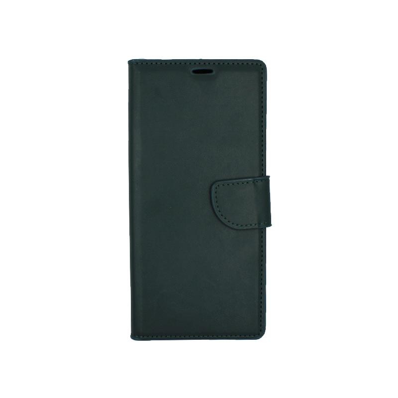 Θήκη Samsung Galaxy Note 8 πορτοφόλι πράσινο 1