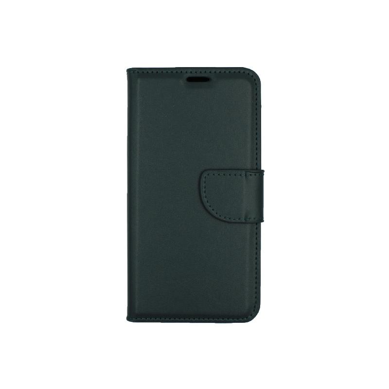 Θήκη Samsung Galaxy S7 πορτοφόλι πράσινο 1
