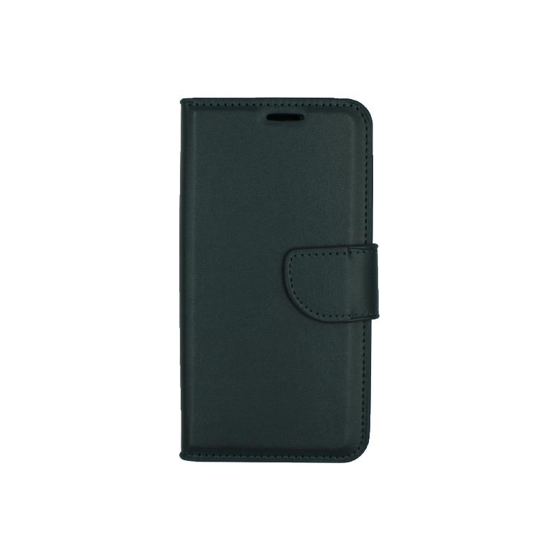 Θήκη Samsung Galaxy S6 Edge πορτοφόλι πράσινο 1