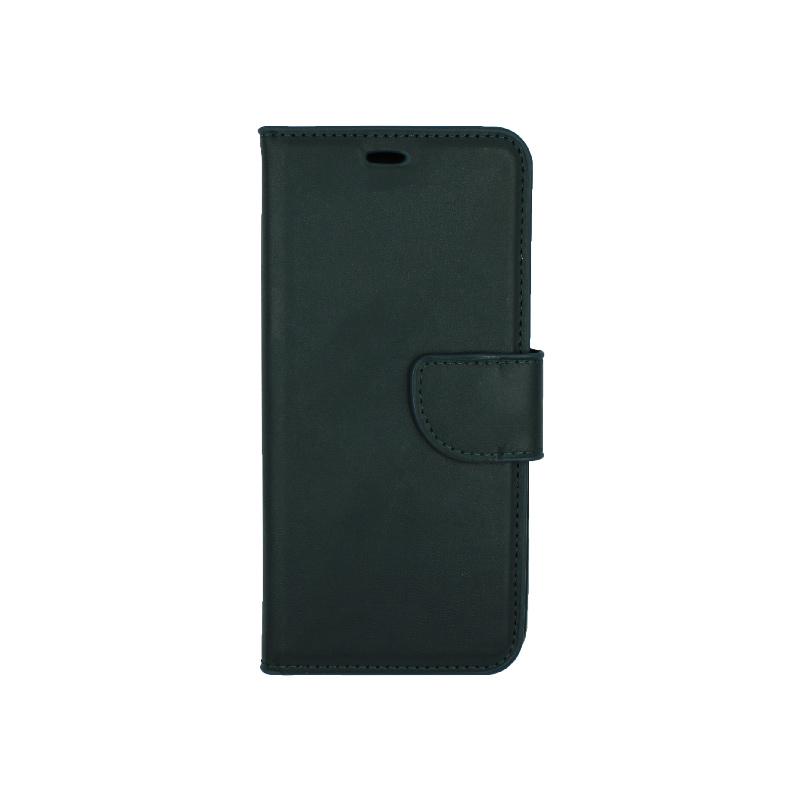 Θήκη Samsung Galaxy S8 πορτοφόλι πράσινο 1