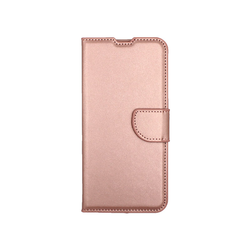 Θήκη Samsung Galaxy M31 Wallet ροζ 1