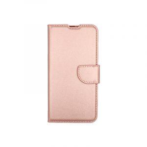 Θήκη Samsung Galaxy A20 / Α30 Wallet ροζ χρυσό 1