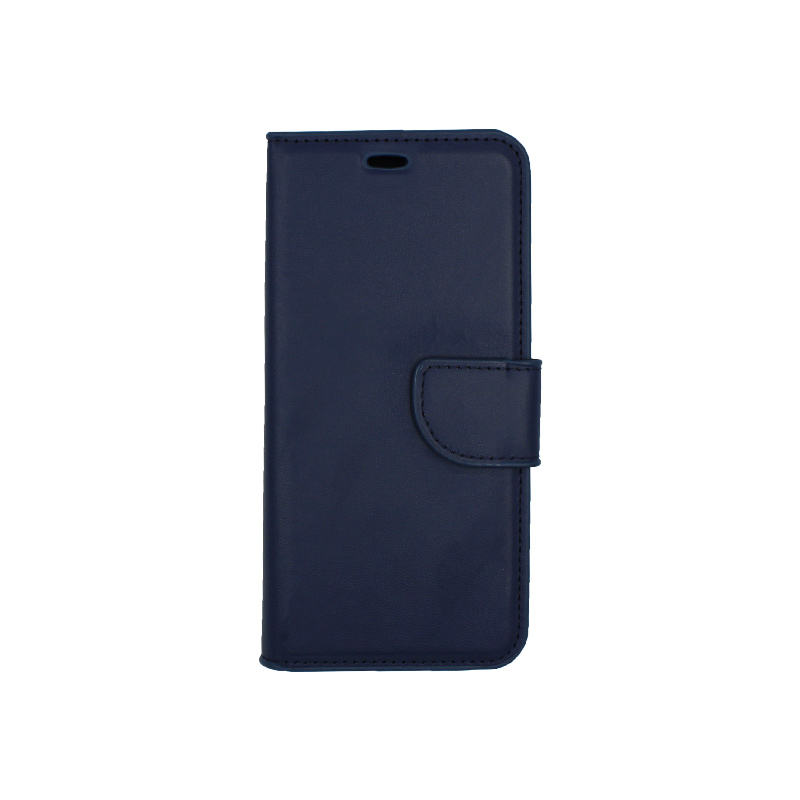 Θήκη Samsung Galaxy S8 πορτοφόλι μπλε 1