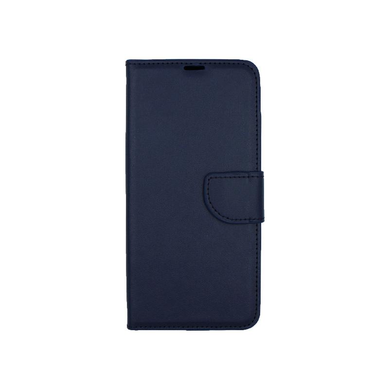 Θήκη Samsung Galaxy S9 Plus πορτοφόλι μπλε 1