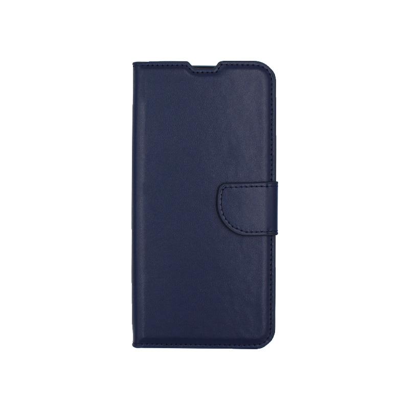 Θήκη Samsung Galaxy M21 / M30S Wallet σκούρο μπλε 1