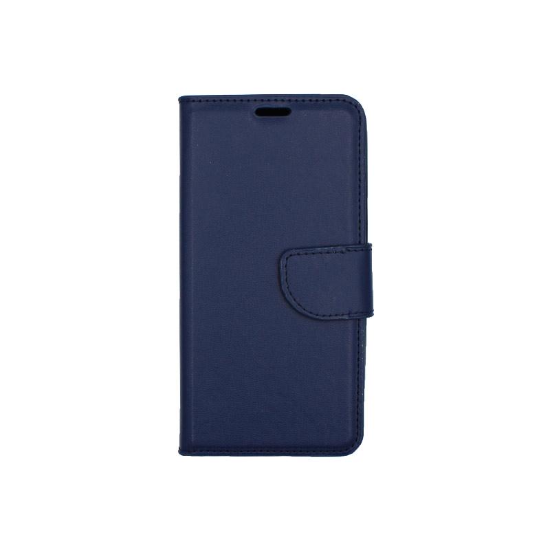Θήκη Samsung Galaxy Α5 2016 Wallet σκούρο μπλε 1
