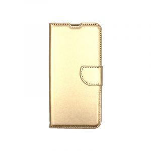Θήκη Samsung Galaxy M31 Wallet χρυσό 1