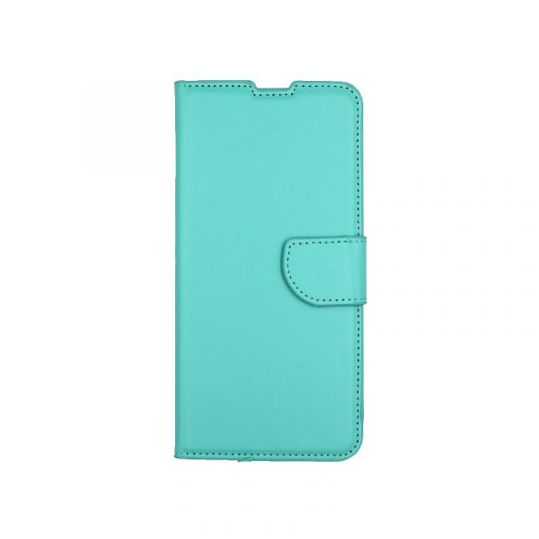 Θήκη Samsung Galaxy A80 / Α90 Wallet τιρκουάζ 1