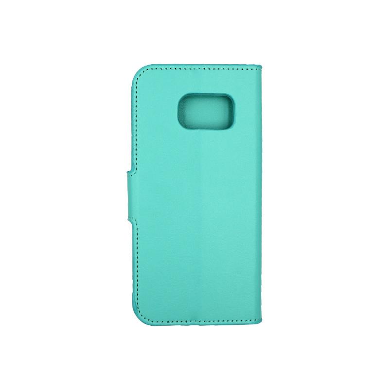 Θήκη Samsung Galaxy S7 Edge τιρκουάζ 2