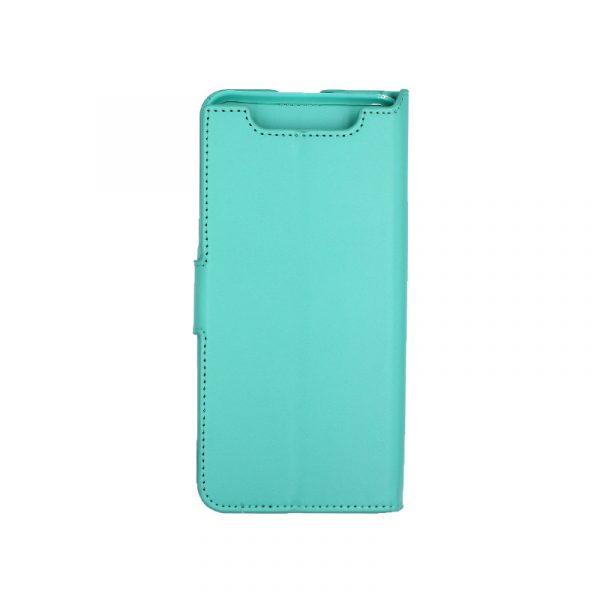 Θήκη Samsung Galaxy A80 / Α90 Wallet τιρκουάζ 2