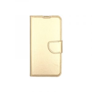 Θήκη Samsung Galaxy A40 Wallet χρυσό 1