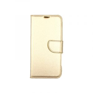 Θήκη Samsung Galaxy M20 Wallet χρυσό 1