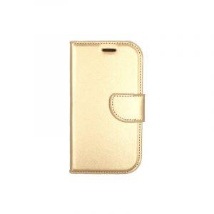 Θήκη Samsung Galaxy S3 πορτοφόλι χρυσό 1